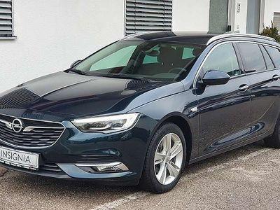 gebraucht Opel Insignia Country Tourer ST 1,5 Turbo Ecotec Dire Inj. Innova... Kombi / Family Van