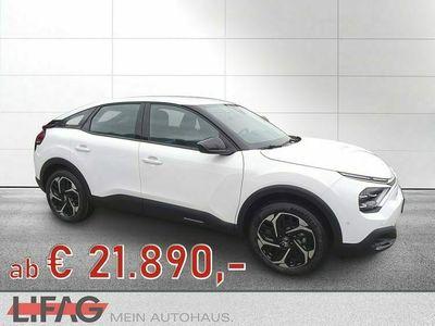 gebraucht Citroën C4 NEU PTech 130 Feel *NEU ab € 21.890- !!!*