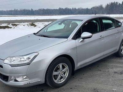 gebraucht Citroën C5 2,0 HDi Selection, mit neuem ÖAMTC Gutachten Limousine