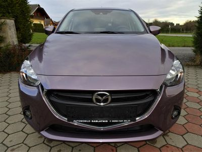 gebraucht Mazda 2 G75 Attraction Topzustand! Limousine