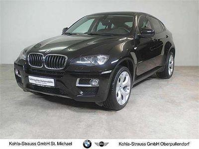 gebraucht BMW X6 xDrive30d Österreich-Paket Aut. SUV / Geländewagen,