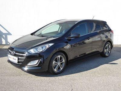 gebraucht Hyundai i30 CW 1,6 CRDi Start/Stopp Comfort