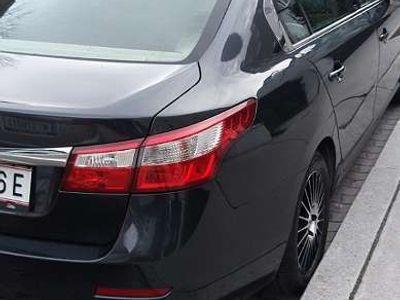 gebraucht Renault Latitude Modell 2012 Limousine,