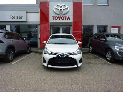 gebraucht Toyota Yaris 1,5 VVT-i Hybrid *KEYLESS*KAMERA*