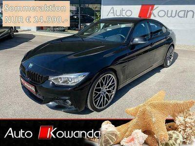 gebraucht BMW 430 Gran Coupé 430 d M-Performance Österreich-Paket ...