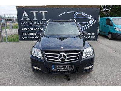 gebraucht Mercedes GLK350 CDI 4MATIC A-Edition Aut.