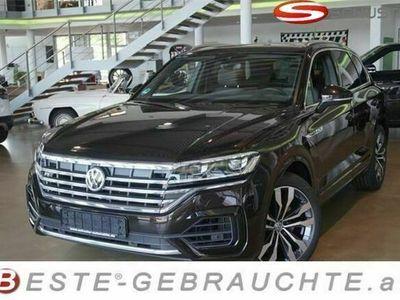 gebraucht VW Touareg TDI 3.0 V6 4Motion R-Line Assistenzpaket I