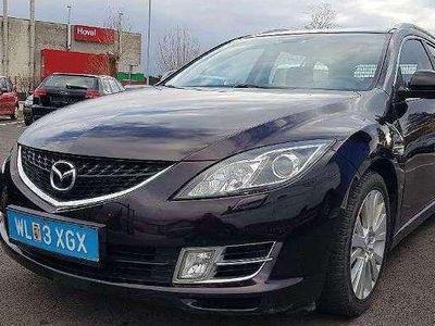 gebraucht Mazda 6 6Sport Combi CD140 TE Plus Kombi / Family Van,