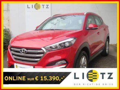 gebraucht Hyundai Tucson 1,6 GDI Start-Stopp Premium