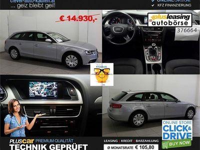 brugt Audi A4 Avant 2,0 TDI Attraction