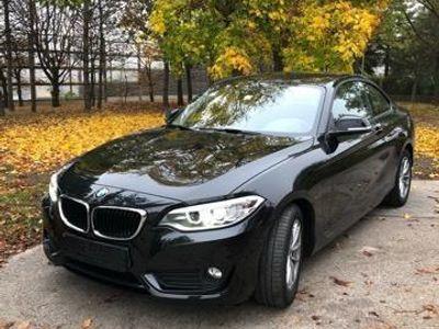 gebraucht BMW 218 2er-Reihe Coupe Diesel (F22) Coupé Line