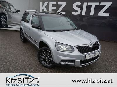 gebraucht Skoda Yeti Outdoor Ambition TDI Green tec