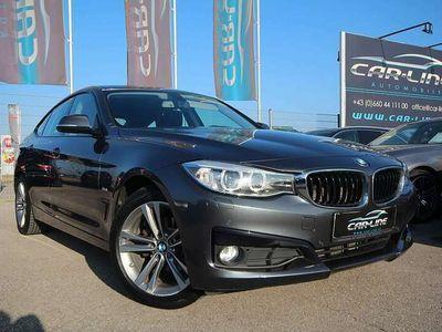 gebraucht BMW 318 Gran Turismo 318 d Sport Line Aut. GT|Navi Prof ...