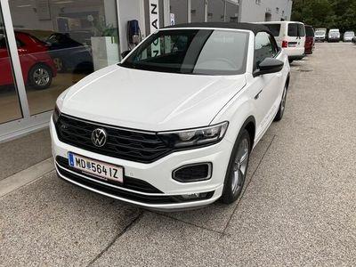 gebraucht VW T-Roc Cabriolet R-Line TSI DSG