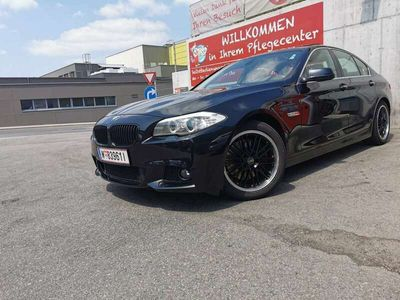 gebraucht BMW 530 5er-Reihe Diesel (F10) Österreich-Paket