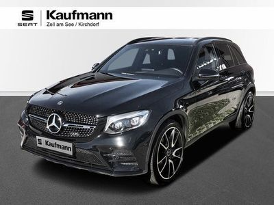 gebraucht Mercedes GLC43 AMG -AMG 4MATIC Aut.