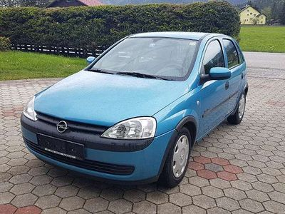 used Opel Corsa 1.2i Klein-/ Kompaktwagen,
