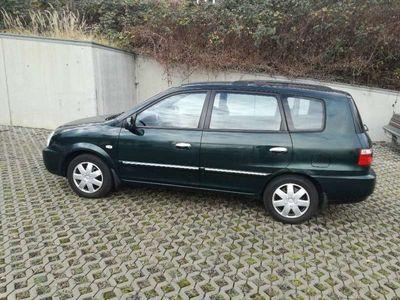gebraucht Kia Carens /CRDi 2.0/EX/Executive, Diesel, Erstbesitz Kombi / Family Van