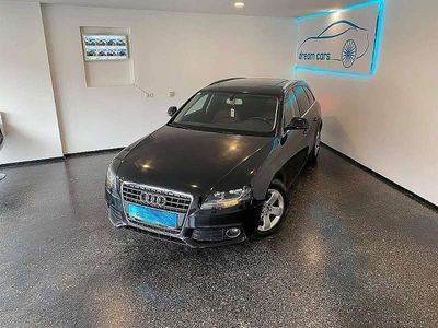 gebraucht Audi A4 Avant 2,0 TDI DPF*LEDER*PANORAMA*PDC*KLIMA* Kombi / Family Van