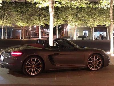 gebraucht Porsche 718 Boxster PDK Cabrio / Roadster
