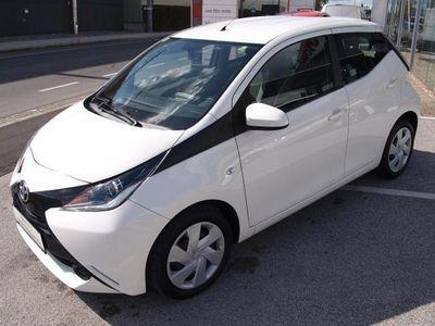 gebraucht Toyota Aygo 1,0 VVT-i x-play x-shift
