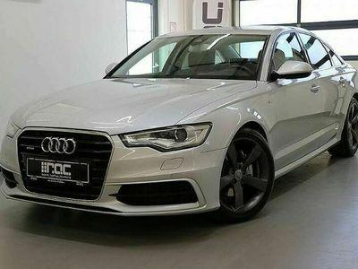 gebraucht Audi A6 3,0 TDI quattro S-tronic DPF Sline/Navi+/Led... Limousine