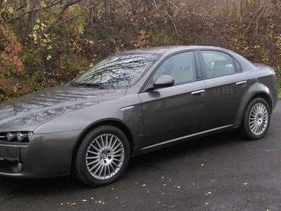 gebraucht Alfa Romeo 159 1,9 JTS; 939/AXA1B/00 Limousine