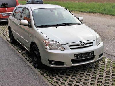 used Toyota Corolla 1,4 D-4D Linea Sol MMT Klein-/ Kompaktwagen,