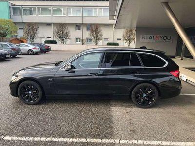 gebraucht BMW 330 Touring Aut.