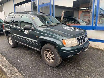 gebraucht Jeep Grand Cherokee 3,1l Diesel SUV / Geländewagen