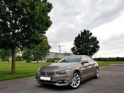 gebraucht BMW 430 Gran Coupé 4er-Reihe xd Modern, top Zustand, Memory Lenkrad Heizung! Limousine