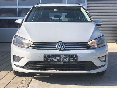 gebraucht VW Golf Sportsvan 1,6 TDI Rabbit Limousine