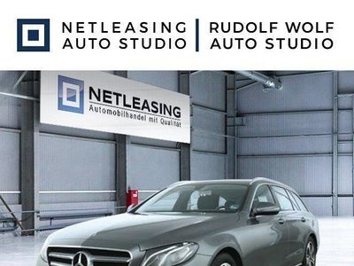used Mercedes E220 d Avantgarde+Navi+LED High-PF+RFK+Totwkl