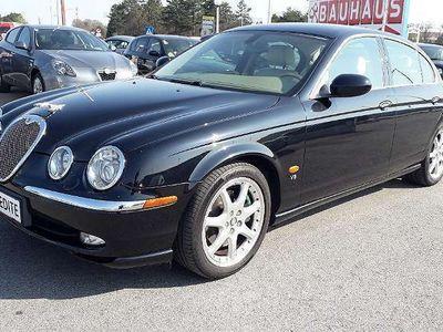usata Jaguar S-Type 4,2 V8 Executive Aut. *R-Optik* Limousine,