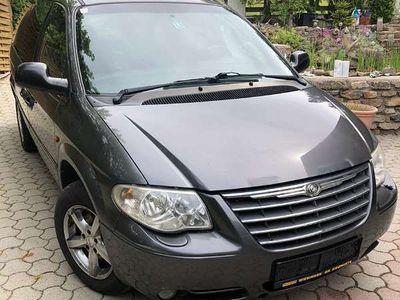gebraucht Chrysler Voyager RG/YB 15/04 Kombi / Family Van