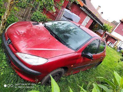 gebraucht Peugeot 206 2HFY Klein-/ Kompaktwagen