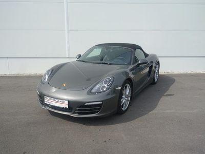 used Porsche Boxster 981