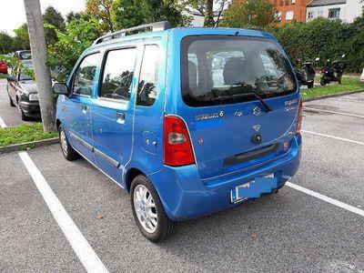 gebraucht Suzuki Wagon R+ Klein-/ Kompaktwagen