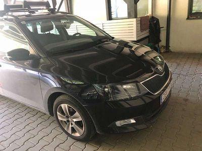 gebraucht Skoda Fabia Combi Ambition 1,0 TSI Kombi / Family Van