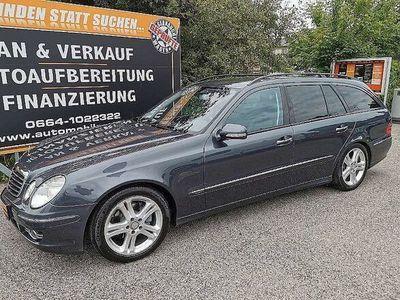 gebraucht Mercedes E200 Avantgarde CDI Aut.