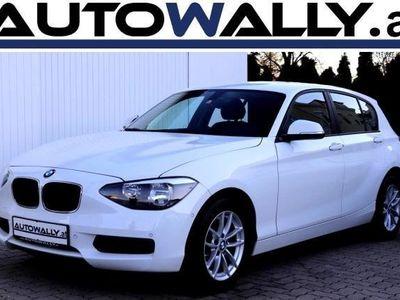 brugt BMW 120 d 1er-Reihe Diesel (F20) Aut.