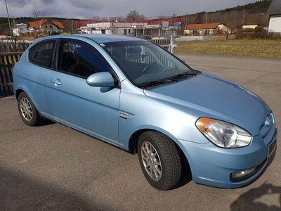 gebraucht Hyundai Accent CRDi Hatch KLIMA Klein-/ Kompaktwagen