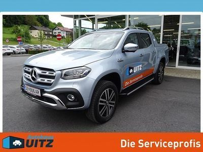 gebraucht Mercedes X350 d 4MATIC Power Aut.