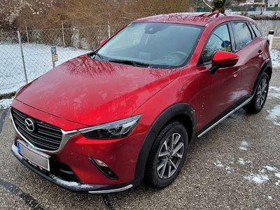 gebraucht Mazda CX-3 G121 Revolution Aut.