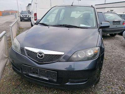 gebraucht Mazda 2 1,25i Plusline Klein-/ Kompaktwagen