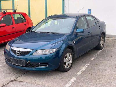 gebraucht Mazda 6 Sport CD120 TE TD Limousine