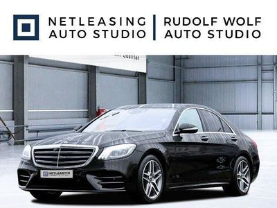 used Mercedes S350 d AMG Line 4Matic NEUE MODELL Pano.-Dach/Klima
