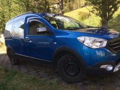 gebraucht Dacia Dokker Stepway Klein-/ Kompaktwagen