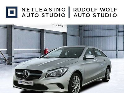 gebraucht Mercedes CLA220 Shooting Brake CLA Shooting Brake 4MATIC Aut., 184 PS, 4 Türen, Automatik
