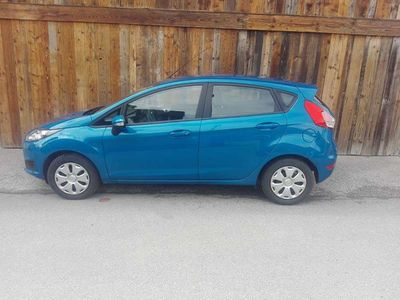 used Ford Fiesta Trend 1,25 Klein-/ Kompaktwagen,